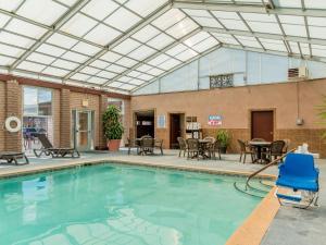 The swimming pool at or near Best Western Alamosa Inn