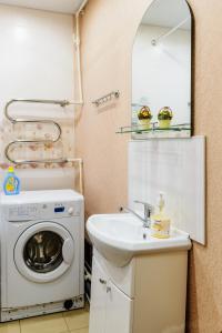 Ванная комната в Apartment TwoPillows on Lomonosova 9