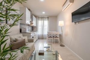 Zona de estar de Apartamentos Recogidas