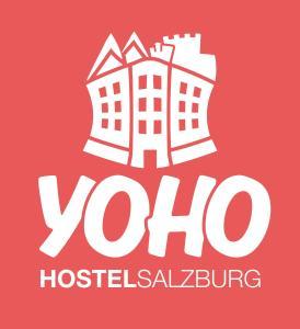 Das Logo oder Schild des Hostels