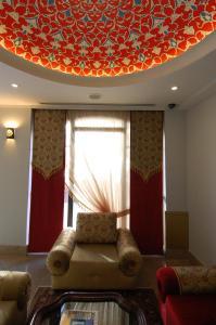 Гостиная зона в Sultan Mehmed Hotel