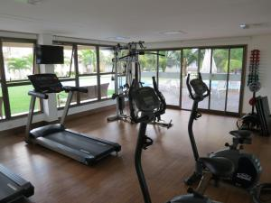 The fitness center and/or fitness facilities at Flat Beach Class Convention Residence