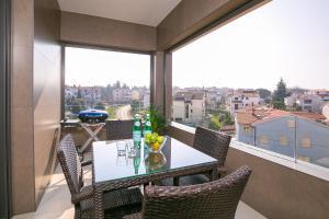A balcony or terrace at Spada Residence III