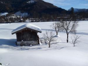 Ferienwohnung Heigermoser im Winter