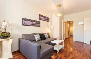 A seating area at Central apartment Your Home