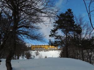 Grand Hotel Astoria зимой