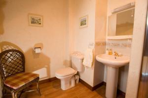 A bathroom at Coila Guest House