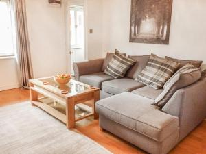 A seating area at Foxglove Cottage, Telford