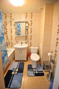 Ванная комната в Minsk Hotel