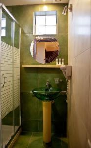 Ένα μπάνιο στο Grimani Pension