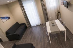 Area soggiorno di Residence del sole Manfredonia