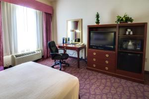 A television and/or entertainment center at Ashmore Inn and Suites Amarillo
