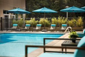 The swimming pool at or near Hyatt Place Santa Cruz