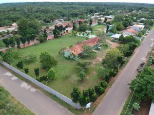 A bird's-eye view of Pousada Novo Airão