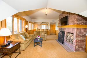 A seating area at Trapp Family Lodge