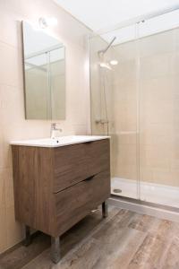 Uma casa de banho em Dream Residence