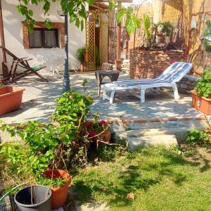Giardino di Casa Vacanze Borgo Borghese