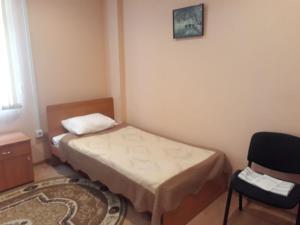Cama ou camas em um quarto em Montenegro Hotel