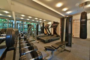 The fitness center and/or fitness facilities at Mama's Design & Boutique Hotel