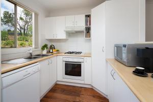 A kitchen or kitchenette at Villa Siena