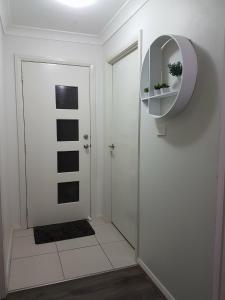 A bathroom at An Ideal Wine Country Getaway Villa