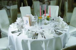 A restaurant or other place to eat at AKZENT Hotel Stadt Bremen