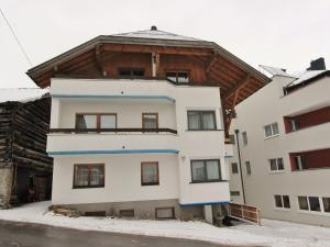 Ischgl Appartement 7 during the winter
