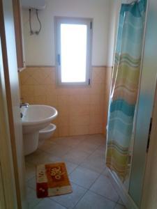 A bathroom at Ca Mary