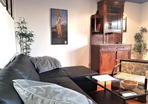 Zona de estar de MOH Noviciado Penthouse