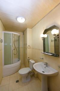Ванная комната в Пансионат Радуга