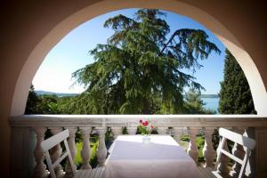 A balcony or terrace at Hotel Marko
