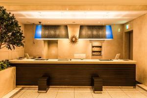 A bathroom at HOTEL MYSTAYS PREMIER Omori