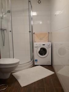 A bathroom at Studio