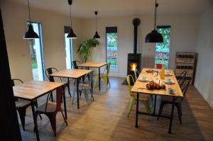 Restaurant ou autre lieu de restauration dans l'établissement L'Atelier