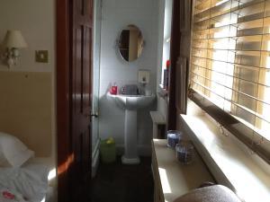 A bathroom at Arron House
