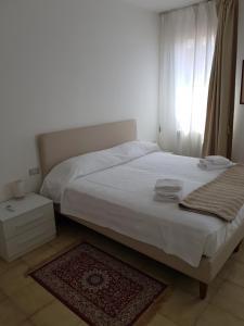 Cama ou camas em um quarto em Lovely Apartment In Venice