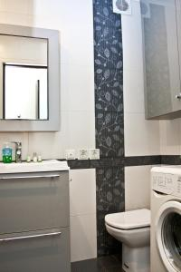 Ванная комната в Апартаменты Альянс на Соколова