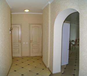 Ванная комната в Апартаменты на ул. Просвещения 84