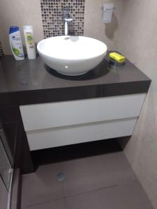 A bathroom at Apartamento Ahj