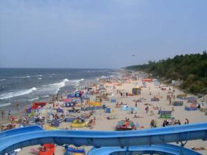 Plaża w obiekcie B&B lub w pobliżu