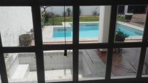 A view of the pool at Confortable y segura or nearby