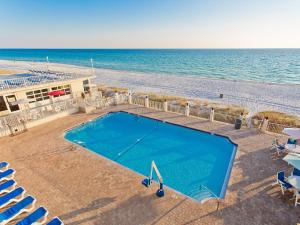 A view of the pool at Beachside Resort Panama City Beach or nearby