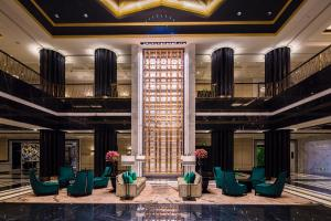 The lobby or reception area at Bellagio by MGM Shanghai - on the bund