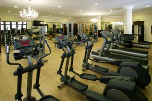 The fitness centre and/or fitness facilities at Arcadia Hotel - Marina Regia Residence
