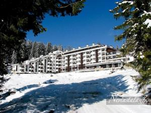 SPA Hotel Neviastata during the winter