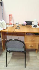 A television and/or entertainment center at Hostel Saratov House
