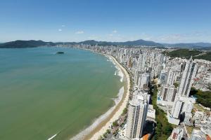 A bird's-eye view of Hotel do Bosque