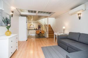Zona de estar de Lisbon Belém Guesthouse