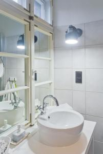A bathroom at Barokowy Zakątek