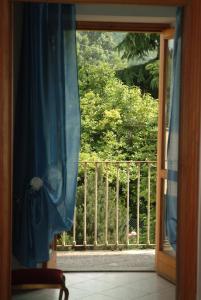 Vista generica dall'interno del bed & breakfast